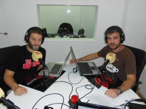 Primer programa de radio de Ecomandanga, P0118/09/2014