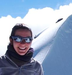Sophie Cauvy-Fraunié: ¡los glaciares de montaña estándesapareciendo!