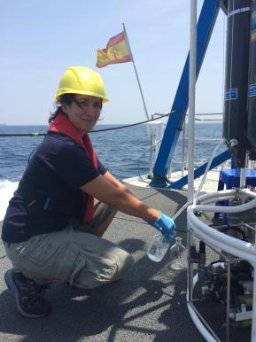 El Mar Mediterráneo se estáacidificando