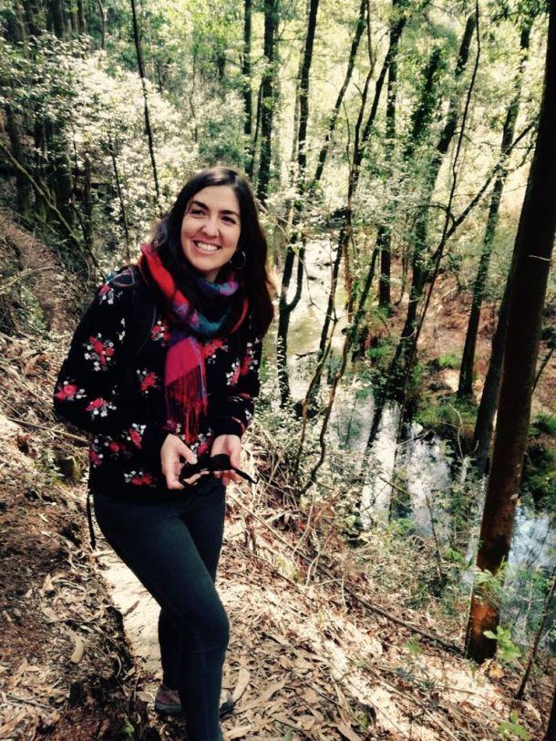 Marisa Arce Sánchez, investigadora postdoctoral del Centro de Edafología y Biología Aplicada del Segura (CEBAS-CSIC)