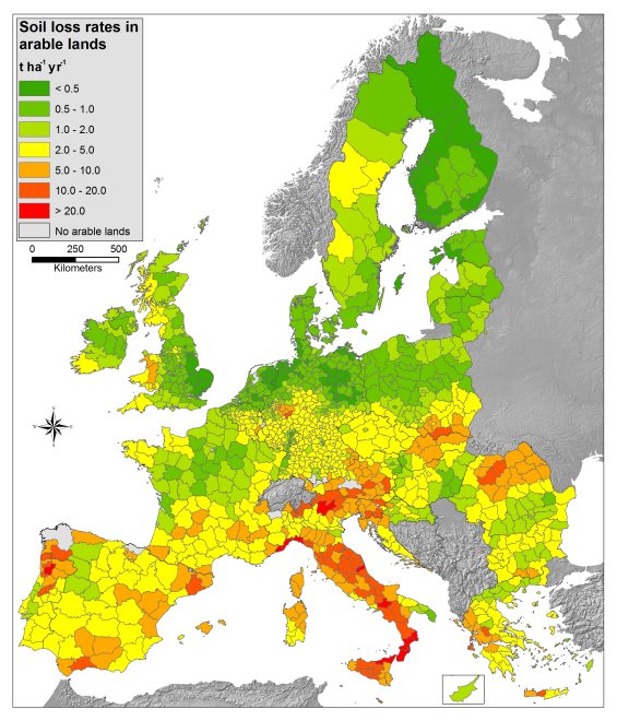 Mean_soil_erosion_rates_at_NUTS_3_level_for_arable_lands_(tonnes_per_ha_per_year),_2010,_EU-28