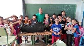Paco Ruiz y el Mar Menor de los niños: protegiendo nuestra Tierra desde laescuela