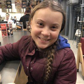 Greta Thunberg y su llamada a la acción frente al cambioclimático