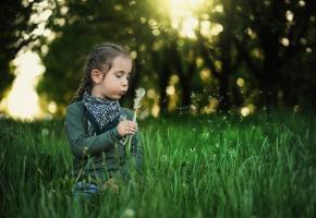 Infancia en zonas verdes para prevenir enfermedadesmentales